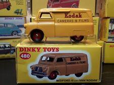 Dinky Toys Bedford 10 Van Kodak 480 Metal in scatola [t46]