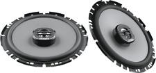 "Hertz Uno X170 Coaxial Speaker Set 6.7"" 17cm Pair built in tweeter quality"