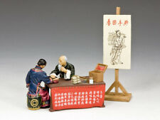 KING & COUNTRY THE STREETS OF OLD HONG KONG HK261M CHINESE STREET DOCTOR SET MIB