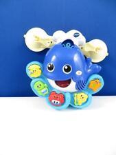VTech 80-146004 Badespaß Blubberwal Wasserspielzeug Badespielzeug Kinderspielze