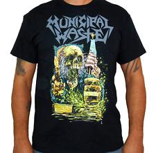 MUNICIPAL WASTE (Judgement) Men's T-Shirt