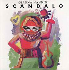 GIANNA NANNINI - SCANDALO - CD SIGILLATO 2009