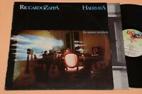 Ricardo Zappa Lp- Camera Enchanted Italy Electronic Music 1° St + Inner Top EX