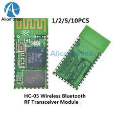 12510pcs Hc 05 30ft Wireless Bluetooth Rf Serial Rs232 Ttl Transceiver Module