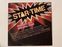 Ronco Presents Star Time Various Artists Vinyl Record LP 1979