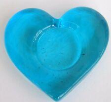 Uranglas / Vaseline glass  Teelicht Unterlage Paperweight Dekoration