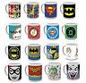 DC COMICS - Official Ceramic MUGS (Super Hero/Film/Merchandise/Gift/Xmas)
