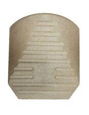 HWAM Rauchleitplatte Rückwand Vermiculite Monet, Dali, Monet H, HWAM 60 ABC 2002
