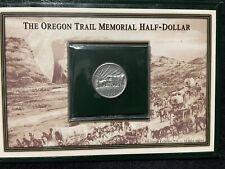 New listing oregon trail memorial half dollar