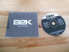 CD POP b2k-Girlfriend (2) canzone PROMO Sony Epic Rec SC