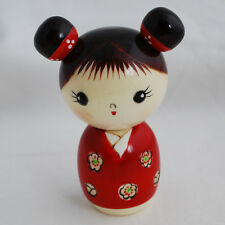 Authentic Japanese Creative Kokeshi Doll - HANDMADE IN JAPAN - Mujaki Innocence