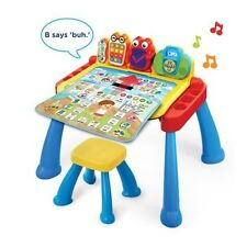 Educational Toys For 2 Year Olds Activity Learning Desk Toddler Play Boys Girls