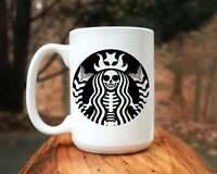 Starbucks Skeleton Cup Halloween Mug Starbucks Halloween Fall Mug Coffee Lover
