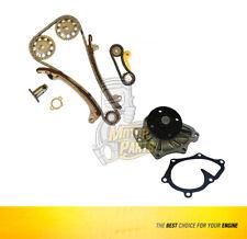 Timing Chain Kit & Water Pump For Toyota Camry RAV4 Solara 2.0L 2.4L 2AZFE