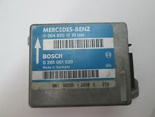 Mercedes-Benz W210 190 Steuergerät Airbag Gurtstrammer A0048201710 Bosch