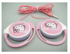Auriculares Cascos Hello Kitty MP3, MP4, MP5