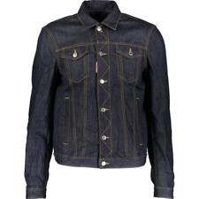 DSQUARED2 Denim Jacket - Blue - IT 48/UK 38/FR 44/US 38 - £1240