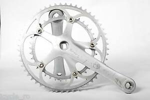 Vintage Campagnolo Athena Road Bicycle Crankset Alloy 170 mm 52/39t New Left Arm