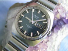 Vintage Concord Acapulco Stainless Steel Automatic Sport Wrist Watch, ca 1970s