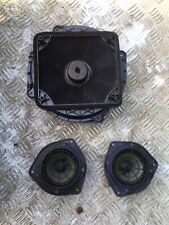 AUDI TT MK1 CONVERTIBLE BASS SUBWOOFER BOSE SUB 8N7035401A & REAR SPEAKERS