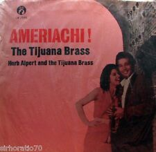 HERB ALPERT'S Tijuana Brass / Ameriachi! LP - Orange Vinyl Asian Issue