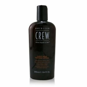 American Crew Men Light Hold Texture Lotion (Low Shine) Styling Fluid