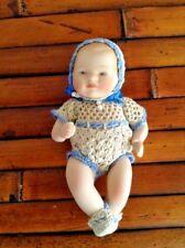 """Vintage 4.5"""" BYE-LO Type Baby Bisque Doll Jeannie DiMauro Ltd"""