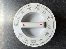 Creda 37543T001Q vented tumble dryer program dial / knob
