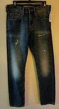 Old Navy Slim Destructed Jeans, Mens size 30 X 30, NWT