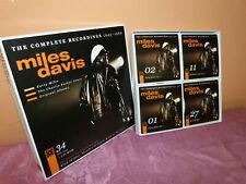 Miles Davis - The Complete Recordings (1945-1960) CD-Box-Set