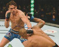 KYLE NOKE SIGNED AUTO'D 8X10 PHOTO UFC 127 122 193 FIGHT NIGHT ELITE XC MMA A