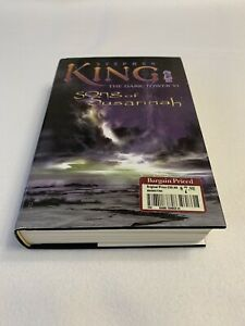 Stephen King-  Dark Tower Song Of Susannah - US 1st Edition - Hardcover