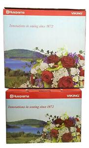 Husqvarna Viking DESIGNER TOPAZ 30 Sewing And Embroidery Machine - 18152151 NEW
