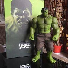 40cm Incredible Hulk Action Figur Comic Marvel Avengers Hot Reel Toys Sammlung