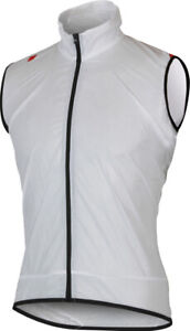 Sportful Hot Pack 4 Mens Cycling Gilet - White