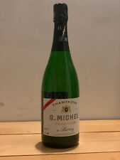 CHAMPAGNE GUY MICHEL 1982 Brut