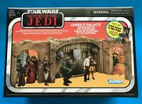 STAR WARS JABBA'S PALACE ADVENTURE SET WALMART LOOSE COMPLETE NO FIGURES