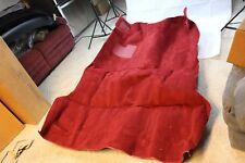NEW OEM GENUINE GM FLOOR CARPET PACKAGE 83-91 S10 Blazer S15 Jimmy Red 12341527