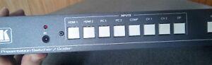 Kramer VP-770 8-Input HD ProScale Presentation Switcher/Scaler .