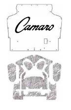 1970 1974 Chevy Camaro Under Hood Cover with G-022 Camaro