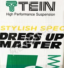 "Tein S. Tech Lowering Springs For Toyota 19-21 Corolla Hatchback 2.0L 1.2""/1.2"""