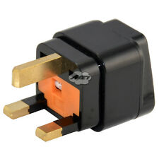 AU US EU to UK Power Plug Travel Charger Adapter Converter Adaptor Electrical