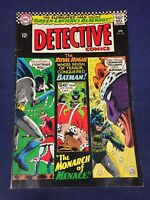 Detective Comics #350 April 1966 Joe Kubert Batman Green Lantern