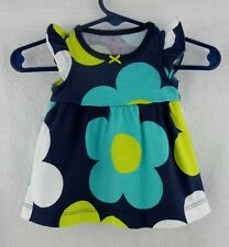 """Doll Clothes Carter's Floral Infant Dress Newborn Outfit w/Diaper Cover 20""""-24"""""""