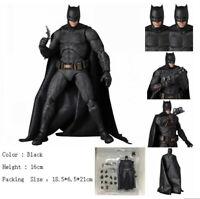 Batman Figure movable Accessories MAFEX 056 Justice League Action Model Kids Toy