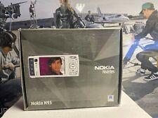 Nokia N95 Celular Old Stock Exclusivo Coleccionista Celular Gsm Célula
