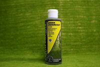 GREEN UNDERCOAT 8 fl oz Bottle Woodland Scenics C1228