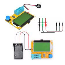 M328 Lcr T4 Lcd Transistor Tester Triode Capacitance Esr Meter Mos Pnp Npn Kit
