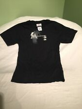 Miami Marlins black youth Majestic MLB Authentic Collection t-shirt Sz. L (7)