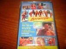 Baywatch - Soundtrack MADE IN BULGARIA CASSETTE Bulgarian Edition RARE TAPE New